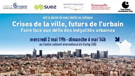 Colloque au Centre culturel international de Cerisy