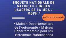 Enquête nationale MDA