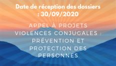 Appel à projets violences conjugales