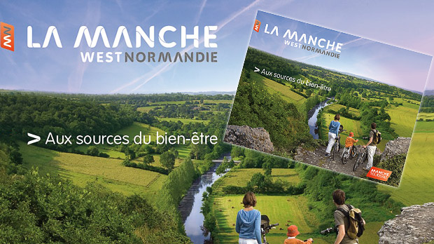Affiche Manche Tourisme (application factice)