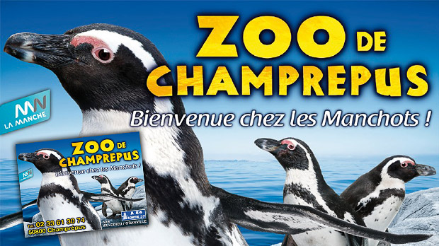 Zoo de Champrépus (application factice)